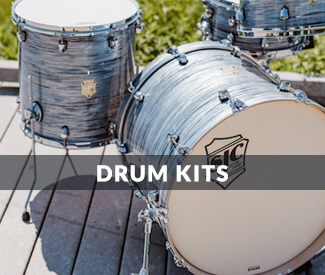 SJC Drums Store - Drum kits, snare drums, drum sets, stands
