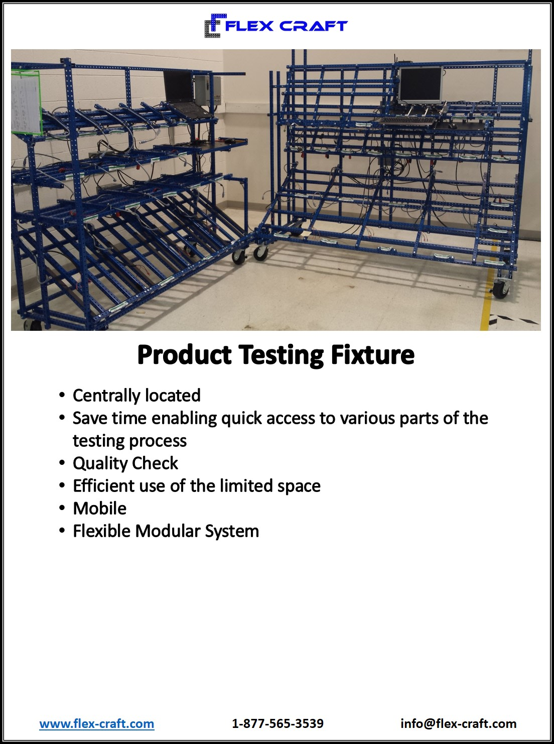 Mobile Testing Fixtures