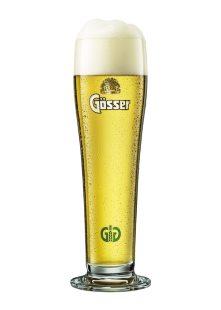 Bierglas Gösser Märzen