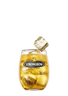 Glas Strongbow