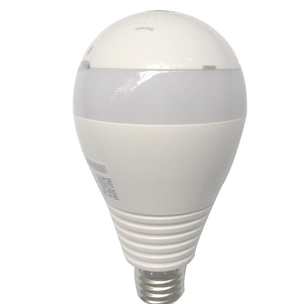 wifi camera bulb 360° view side