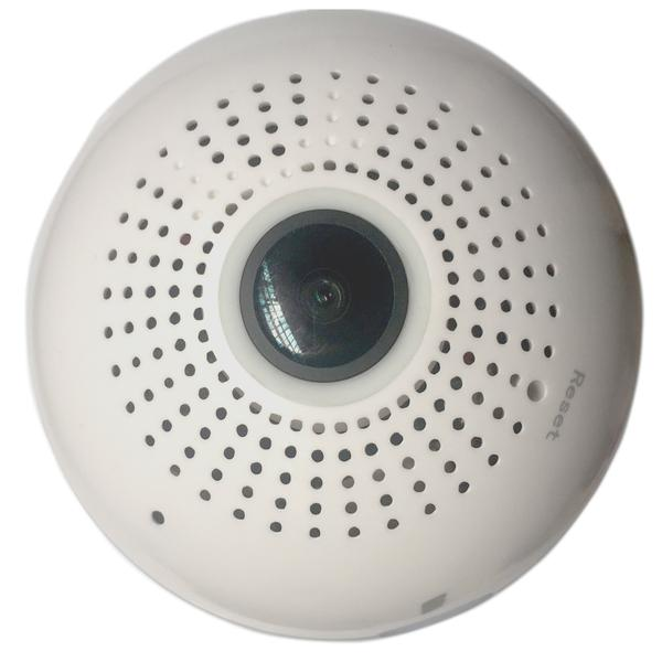 wifi camera bulb 360° view face