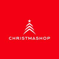 the logo of christmashop