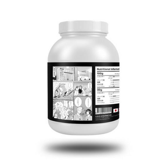 LVLS Unlocked Protein manga