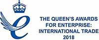 winner of the Queens Award for Enterprise