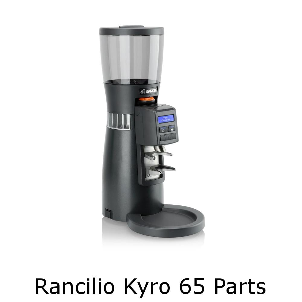 Rancilio Kyro 65 Grinder Parts - espresso gear canada