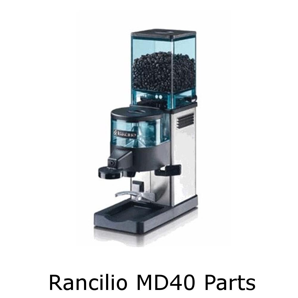 Rancilio MD40 Grinder Parts - espresso gear canada