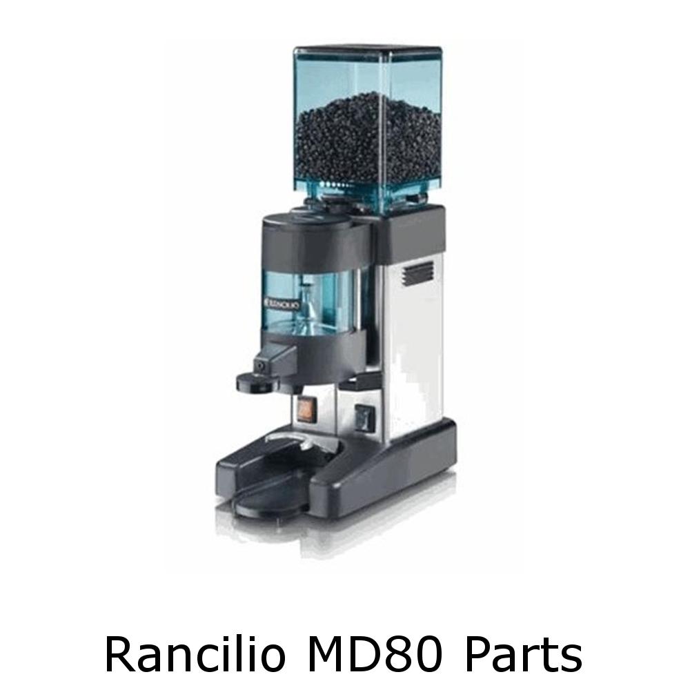 Rancilio MD80 Grinder Parts - espresso gear canada