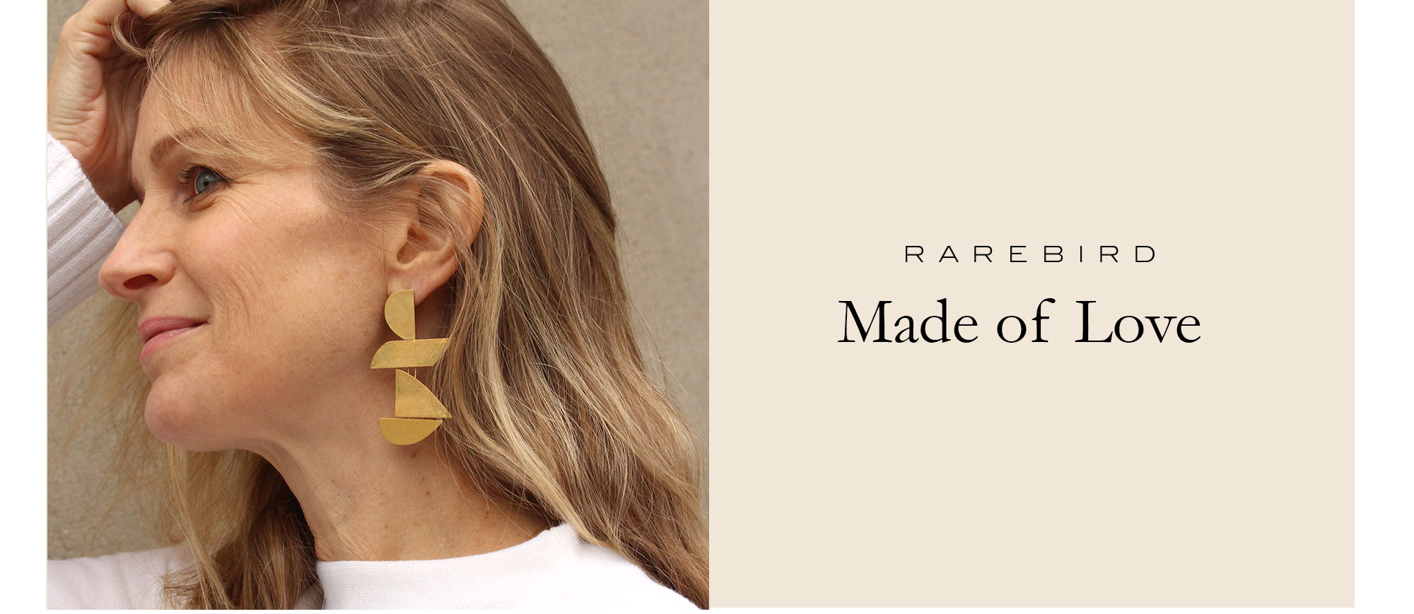 See the latest rarebird: Made of Love Earrings