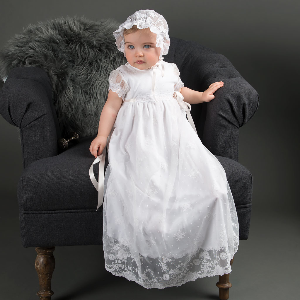 Melissa Girls Christening Dress Collection