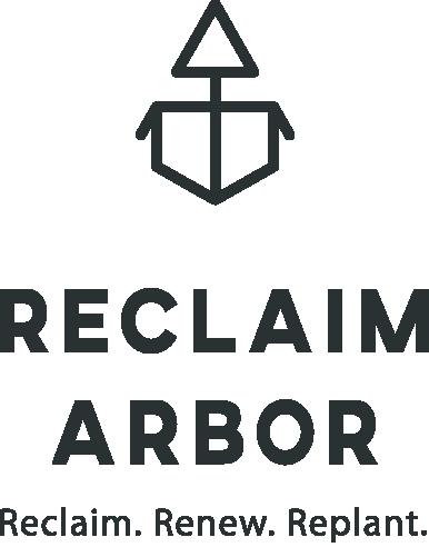 Reclaim Arbor logo