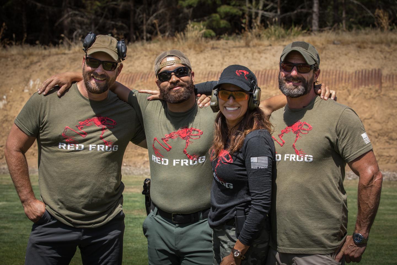 Red Frog Team Instructors