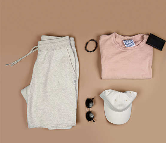 Reigning Champ Outfit Grid