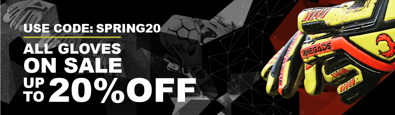 Renegade GK Holiday Sale