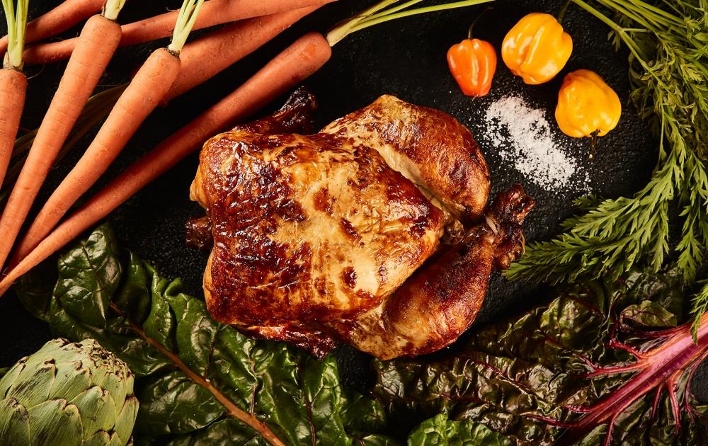 Organic Rotisserie Chicken