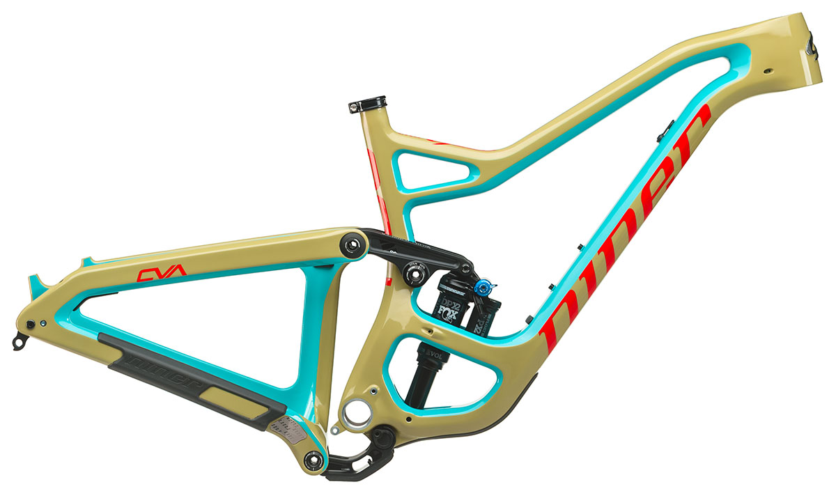 Frame for RIP 9 RDO 27.5 Mountain Bike
