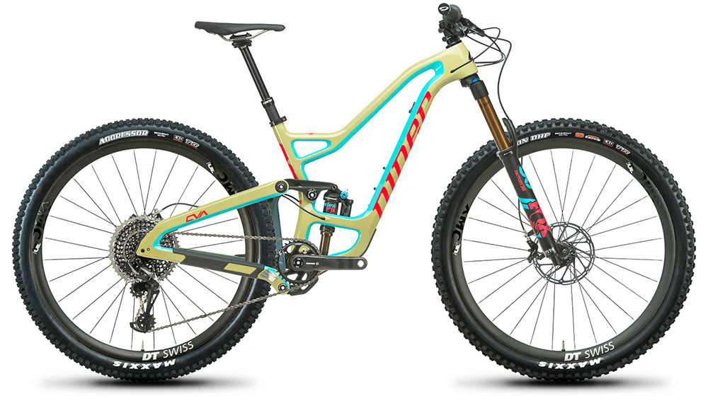 fully built, the RIP 9 RDO aggressive trail bike