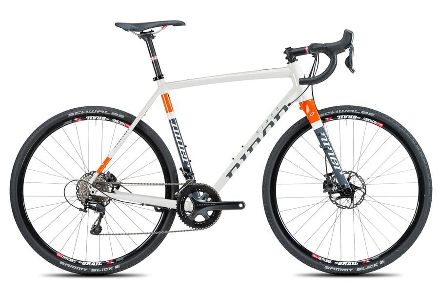The RLT 9 Aluminum Gravel Bike