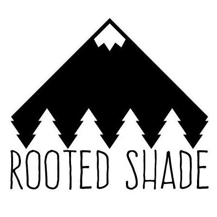 Rooted Shade logo
