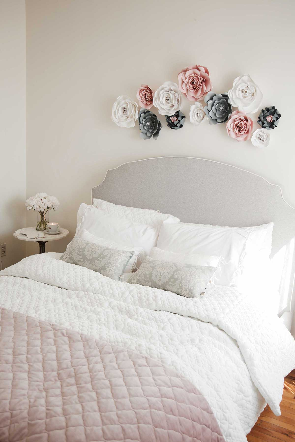 Chambre A Coucher Style Shabby Chic Bigarade