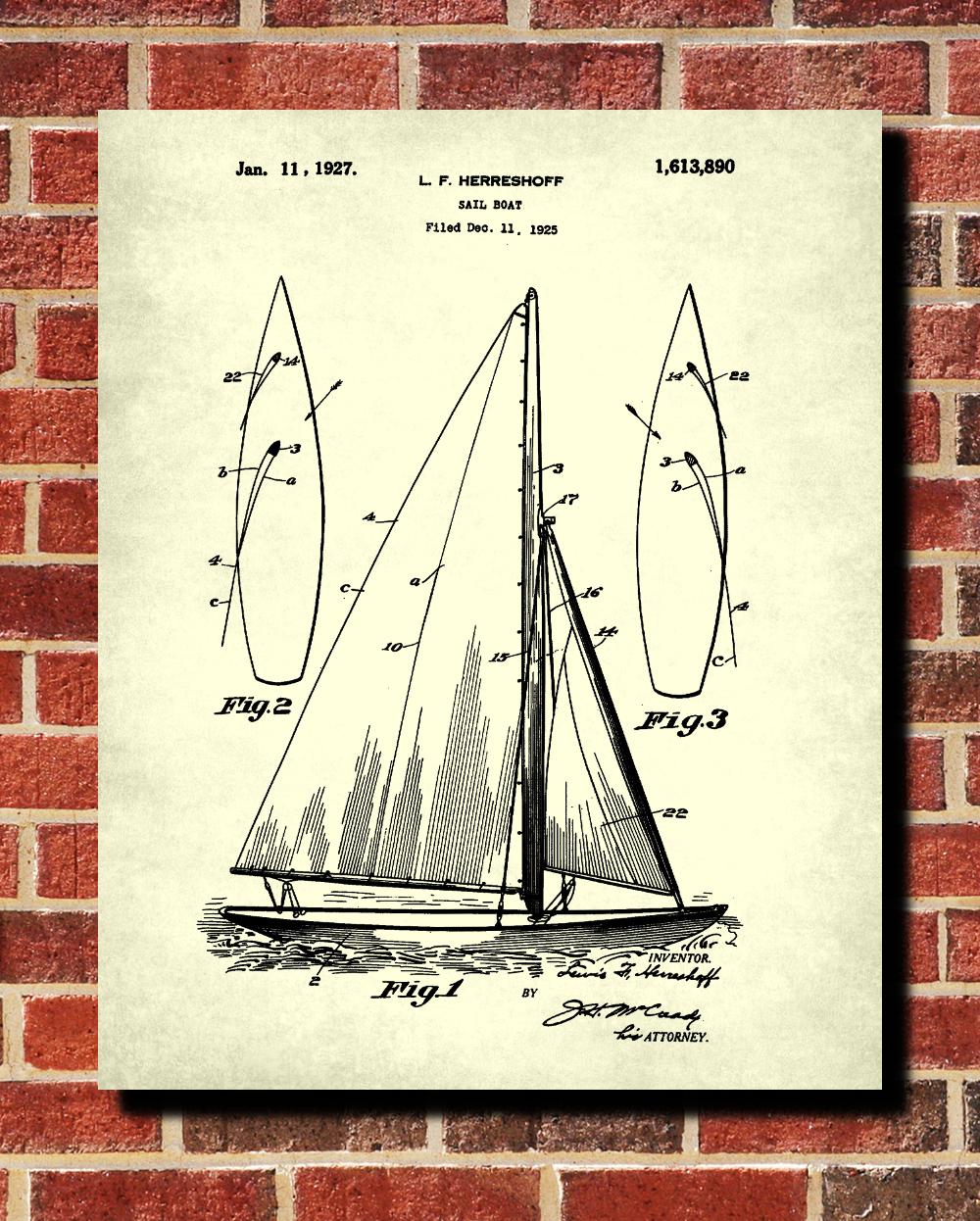 sailing patent