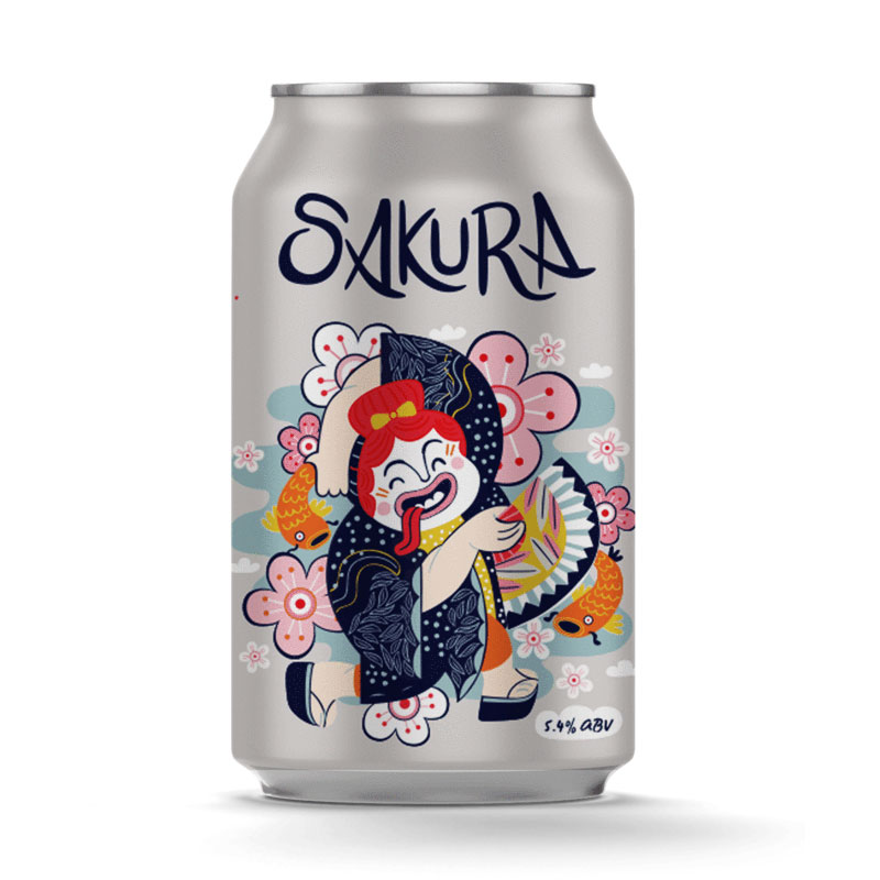 Sakura from Hopfully