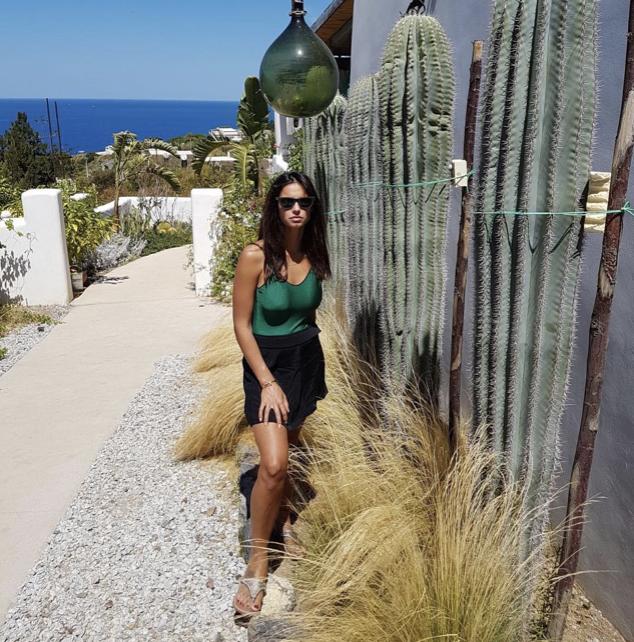 Fashion Influencer and model Maya Stepper