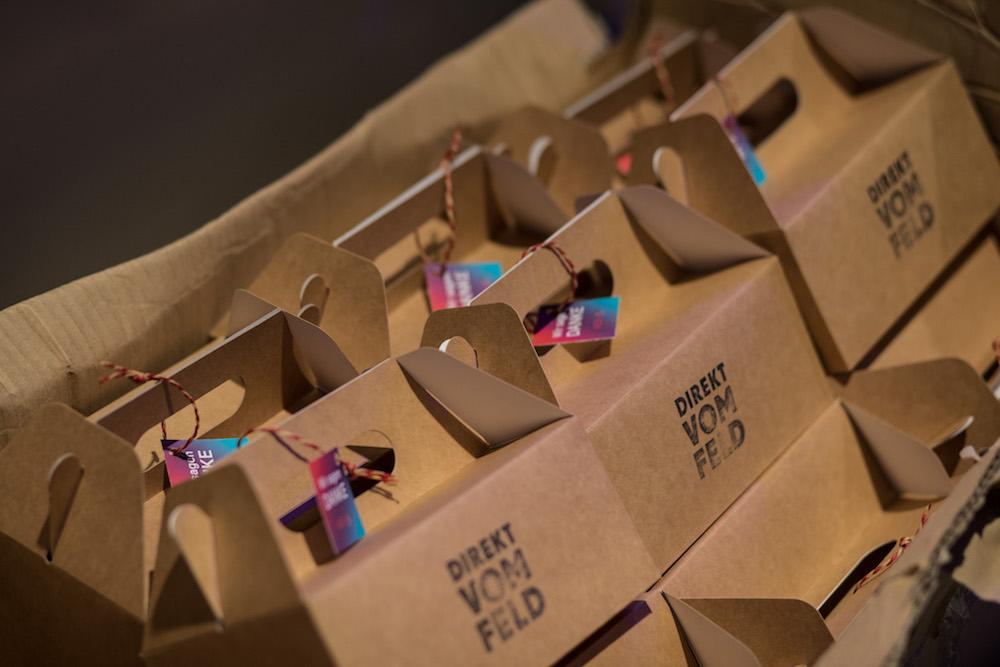 Schokoladen-Set als Geschenk | Direkt vom Feld