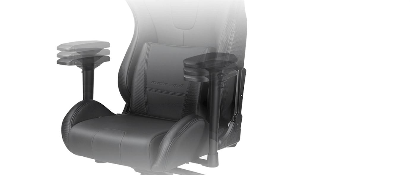 4d armrest