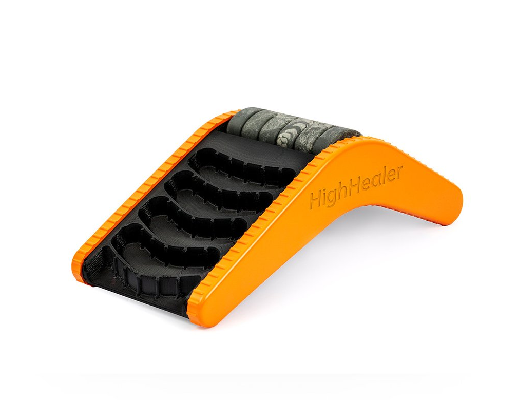 HighHealer - Worlds first 5-in-1 foot care trainer for plantar fasciitis