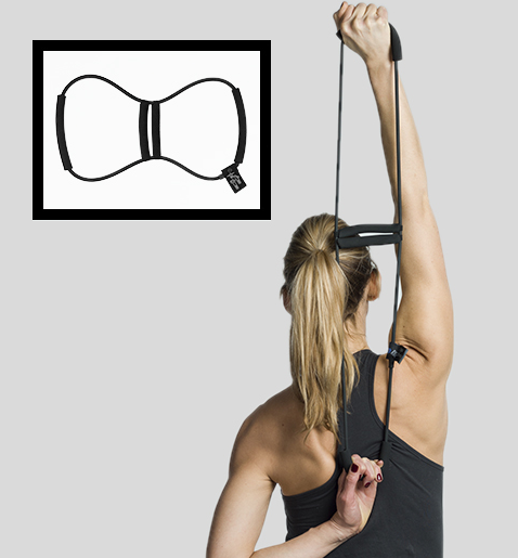Swedish Posture Exercise Trainer used for stretching and training.