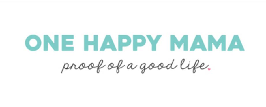 One Happy Mama Blog Logo