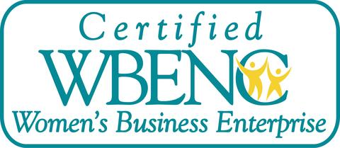 Certified WBENC Women's Business Enterprise Seal