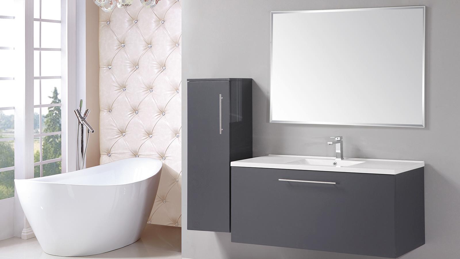 Colecția Sensa - Mobiler pentru baie