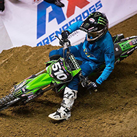 seth hammaker at arenacross