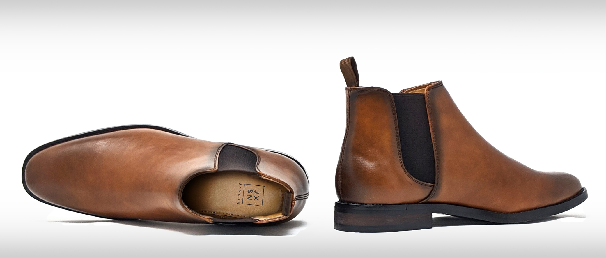 zapato de vestir cafe