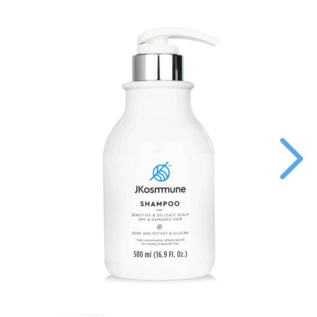 Kosmetic Immunity JKosmmune Beta Glucan all natural Korean skincare and hair care with safe ingredients