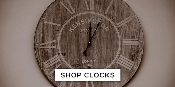 Shop Clocks