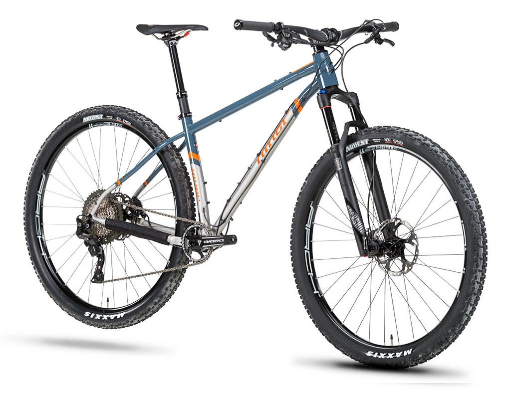 SIR 9 | Aggressive Steel Hardtail | Niner Bikes