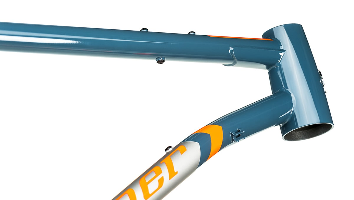 Niner Reynolds 853 & SIR 9 Bike