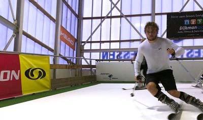 skieen en snowboarden in groningen