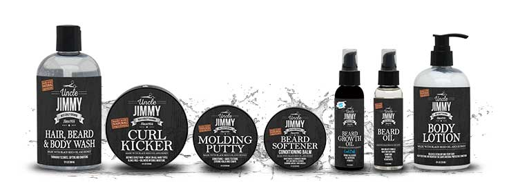 Uncle Jimmy Products Full Collection