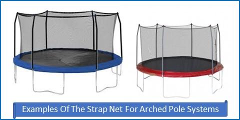 Skywalker Straight Pole Net Systems