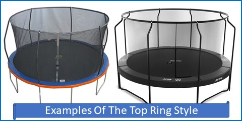 Top ring Enclosure Net