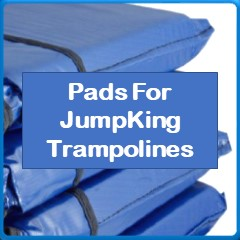 Frame Pads For Jumpking Trampolines