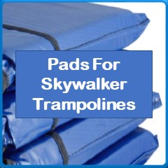 Frame Pads For Skywalker Trampolines