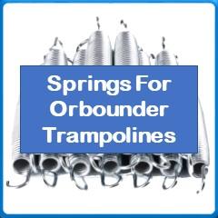springs for Orbounder trampolines