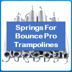 nets for BOUNCE PRO trampolines
