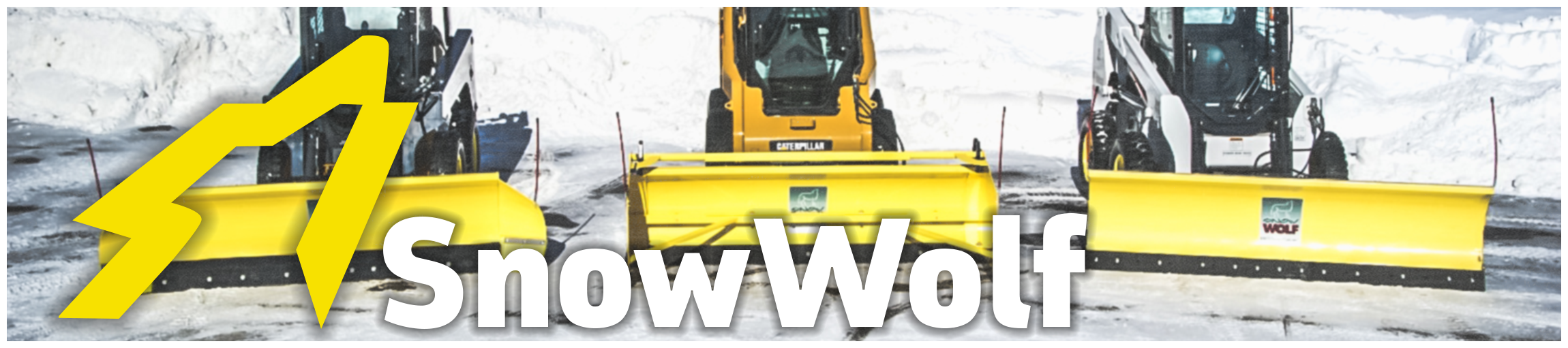 Snow Wolf Products for you Snow Removal
