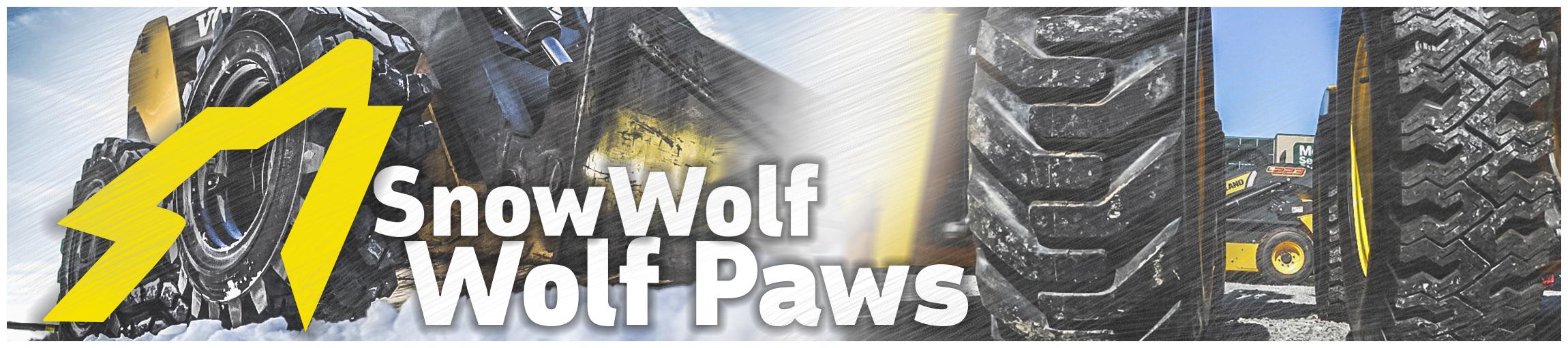 SnowWolf Wolf Paws